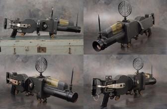 Ultra-rare Konica Rokuoh-Sha Type 89 'Machine Gun' camera pops up on eBay
