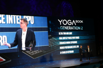 Lenovo's new Yoga Book actually has dual screens
