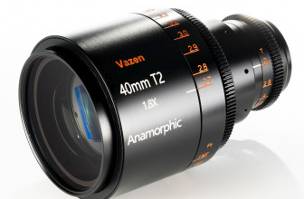 "Vazen launches ""world's first"" anamorphic lenses for Micro Four Thirds"
