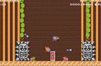 'Super Mario Maker 2′ update adds Link from The Legend of Zelda