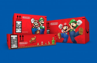 Amazon is randomly shipping products in Mario-themed boxes