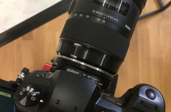 Panasonic GH5 and Metabones Speedbooster XL 0.64x tested with Sigma 18-35mm f1.8