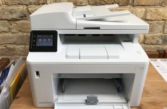 HP LaserJet Pro MFP M227fdw review