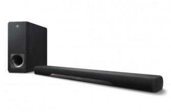 Yamaha YAS-207 Sound Bar review