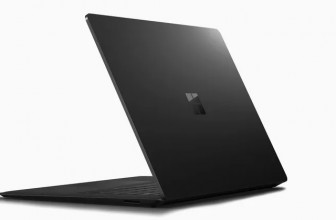 All-black Surface Laptop pops up ahead of Microsoft's October 2 event
