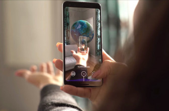 Let Google and Tilda Swinton show you the Big Bang in AR