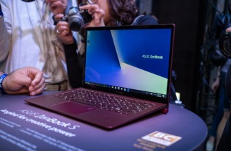Hands on: Asus ZenBook S review
