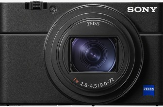 Sony releases the RX100 VI with 24-200mm and 0.03 second AF