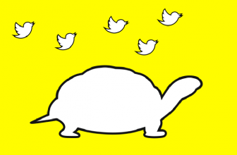 Snap is the new stubborn, slow-growing Twitter