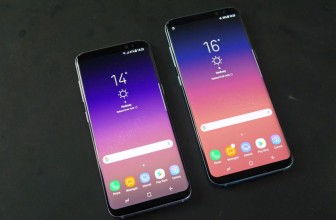 New Samsung Galaxy S9 and S9 Plus renders show phones off in full