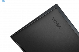 Lenovo's latest flagship Yoga laptops are clad in leather
