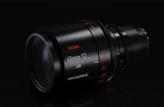 Vazen 65mm T2 1.8x Anamorphic Lens for M4/3