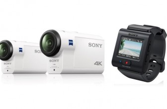 Sony X3000R, AS300R brings optical stabilization to Action Cams