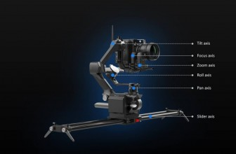 Gudsen's Moza Air X takes handheld gimbals to a new direction