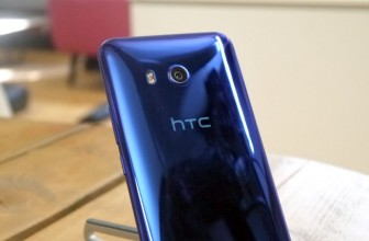 These could be the first photos of the HTC U12