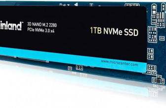 This is the cheapest NVMe SSD per TB, and it's available at an unbeatable price