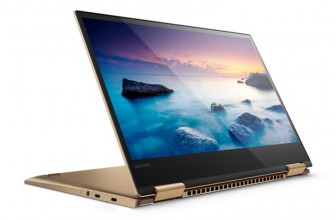 Lenovo Yoga 720 leak reveals a slick convertible with GTX 1050 power