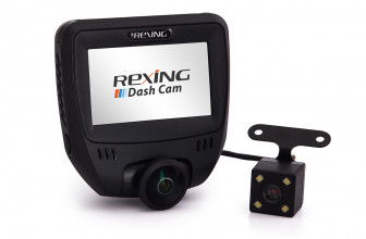 Rexing V360 dash cam review: 360-degree coverage at last!