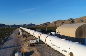 Hyperloop One pushes its ultra-fast train forward with potential test sites