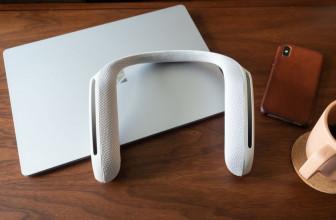 Sony SRS-WS1 Wearable Speaker review