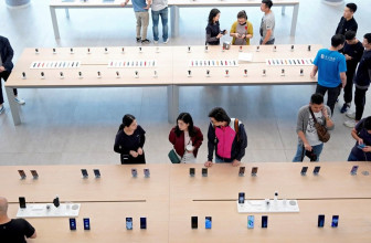 Smartphone Shipments in China Up 17 Percent in April, Signals Likely Rebound: Government Data