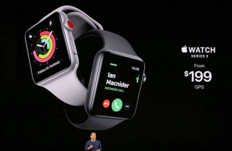 Apple Watch Series 3 now starts at $199