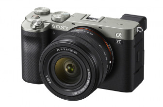 Sony's 'budget' A7C fits a full frame sensor in a new, compact body