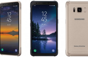 Samsung Galaxy S8 Active is the first all-screen phone with military-grade armor