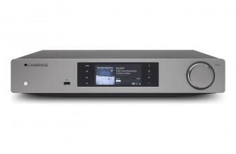 Cambridge Audio CXN (v2) network audio streamer review: This is a sweet-sounding, high-tech musical powerhouse