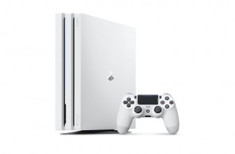 PS4 Pro Glacier White Limited Edition Variant Unveiled in Destiny 2 Bundle