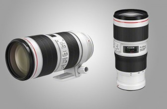 Canon takes the wraps off two new 70-200mm telephoto zooms