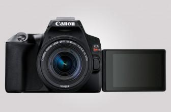 Canon EOS Rebel SL3 / EOS 250D now official