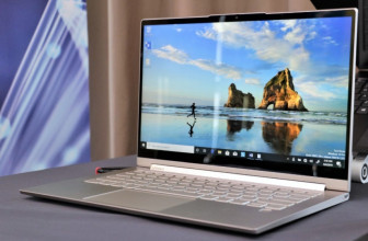 Lenovo's Yoga laptops get the 10th-gen Intel treatment and AI smarts