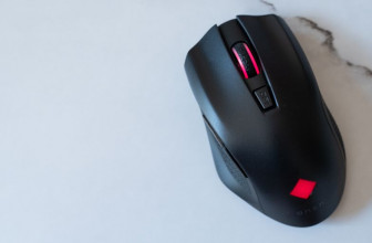 HP Omen Vector Wireless Mouse review