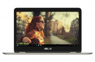 Asus ZenBook Flip UX360 Convertible Ultra-Portable Laptop Launched