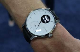 Hands on: Withings ScanWatch review