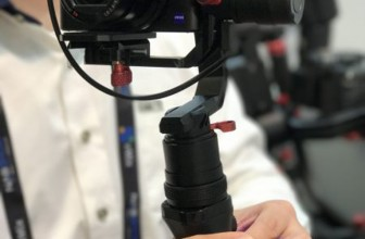 CAME-TV SPRY 3-in-1 gimbal- NAB 2017