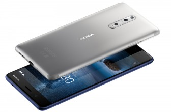 New Nokia 8 smartphone features 13MP dual-cam with Zeiss optics