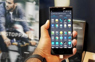 Hands on: BlackBerry Motion review