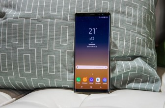 "Samsung Galaxy Note 9: Developed under the codename ""crown"""