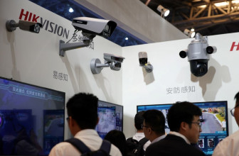 China's Hikvision Says US Blacklisting Could Hurt in the Short-Term