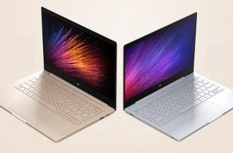 Xiaomi Mi Notebook Air Refresh Brings Kaby Lake Processors, Fingerprint Sensor