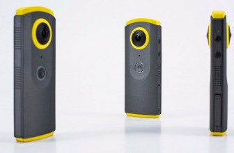 Detu Twin 360-degree camera review