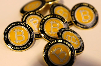 Bitcoin Slumps 10 Percent as Pullback From Record High Gathers Pace