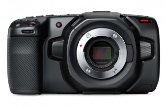 First look at the Blackmagic Design Pocket Cinema Camera 4K