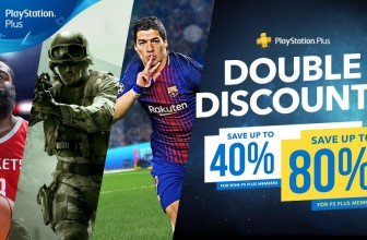 PlayStation Store is doubling down on discounts for PS Plus members