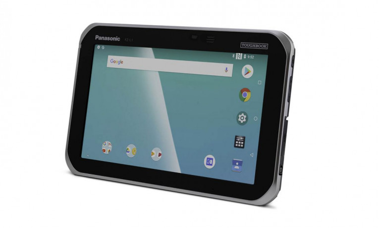 Panasonic Toughbook FZ-L1 tablet review