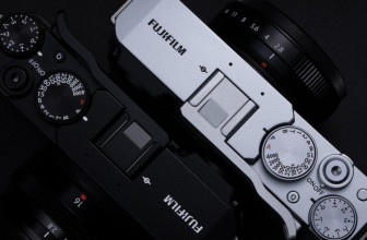 Fujifilm's mid-range X-E4 has a new design and X-Trans 4 sensor