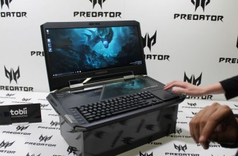 Hands on: Acer Predator 21 X review