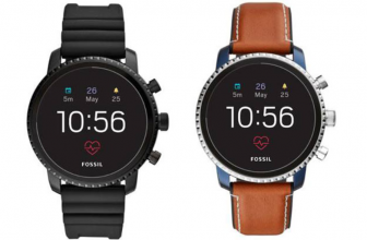Fossil Q Explorist HR and Venture HR bring heart rate tracking and Wear OS